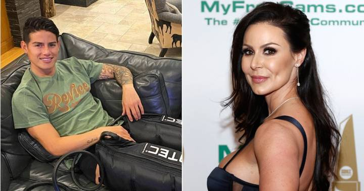 'Hope you're OK': Porn legend Kendra Lust sends support to football star Rodriguez after 'testicle injury' blow - Bóng Đá