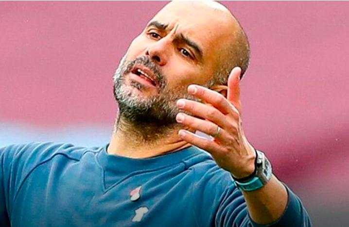 Pep Guardiola: Man City boss brushes off Barcelona speculation - Bóng Đá