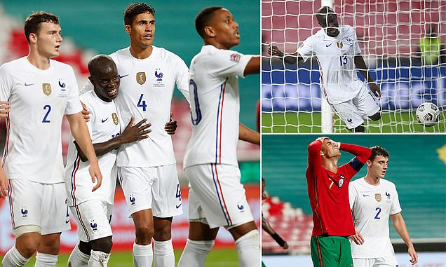 Thua 0-1 ngay trên sân nhà Da Luz, Bồ Đào Nha tụt xuống đứng thứ 2 bảng A3 UEFA Nations League với 10 điểm sau 5 lượt trận. Đang là đương kim vô địch, Bồ Đào Nha đã chính thức bị loại khỏi Nations League sau thất bại này.