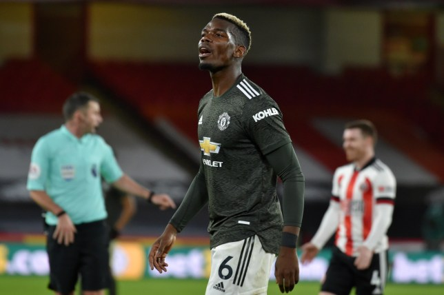Paul Pogba puts in stunning performance vs Sheffield United - Bóng Đá
