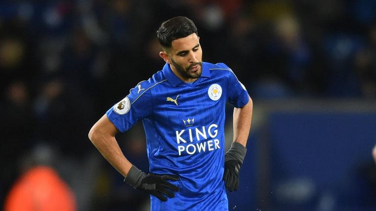 AS Roma quyết không tăng giá, Mahrez ở lại Leicester - Bóng Đá