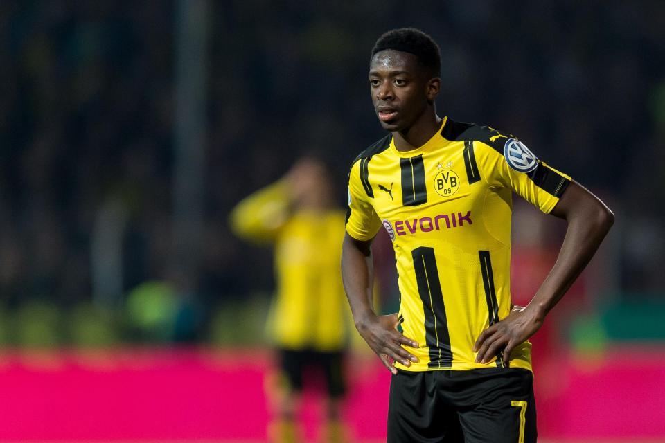 Bỏ tập, sao trẻ Dortmund nhận án phạt cực nặng - Bóng Đá