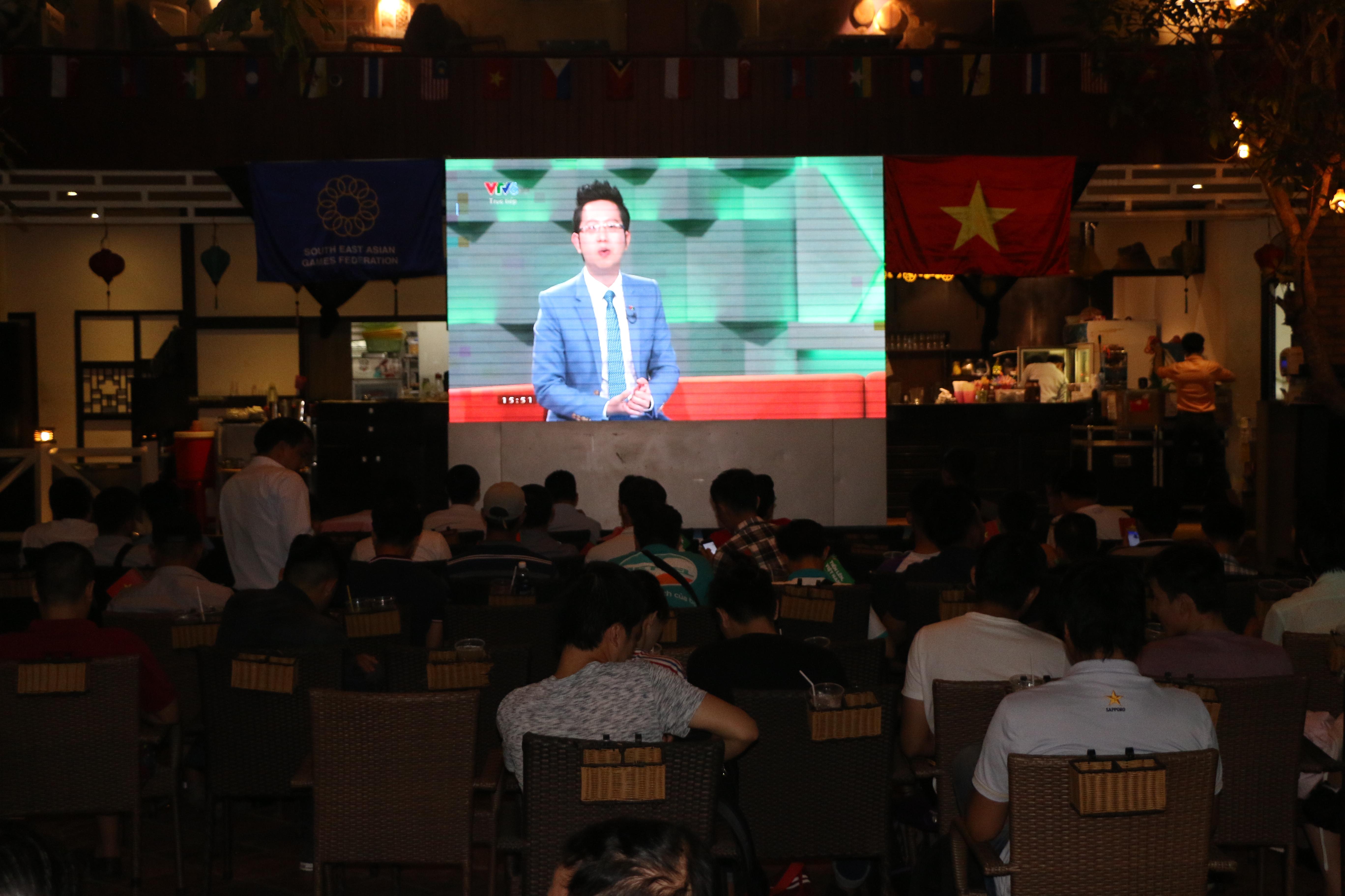 Không khí bóng đá Seagames ảm đạm ở TP. Hồ Chí Minh - Bóng Đá