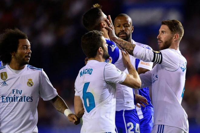 Sergio Ramos: Vua thẻ đỏ của La Liga