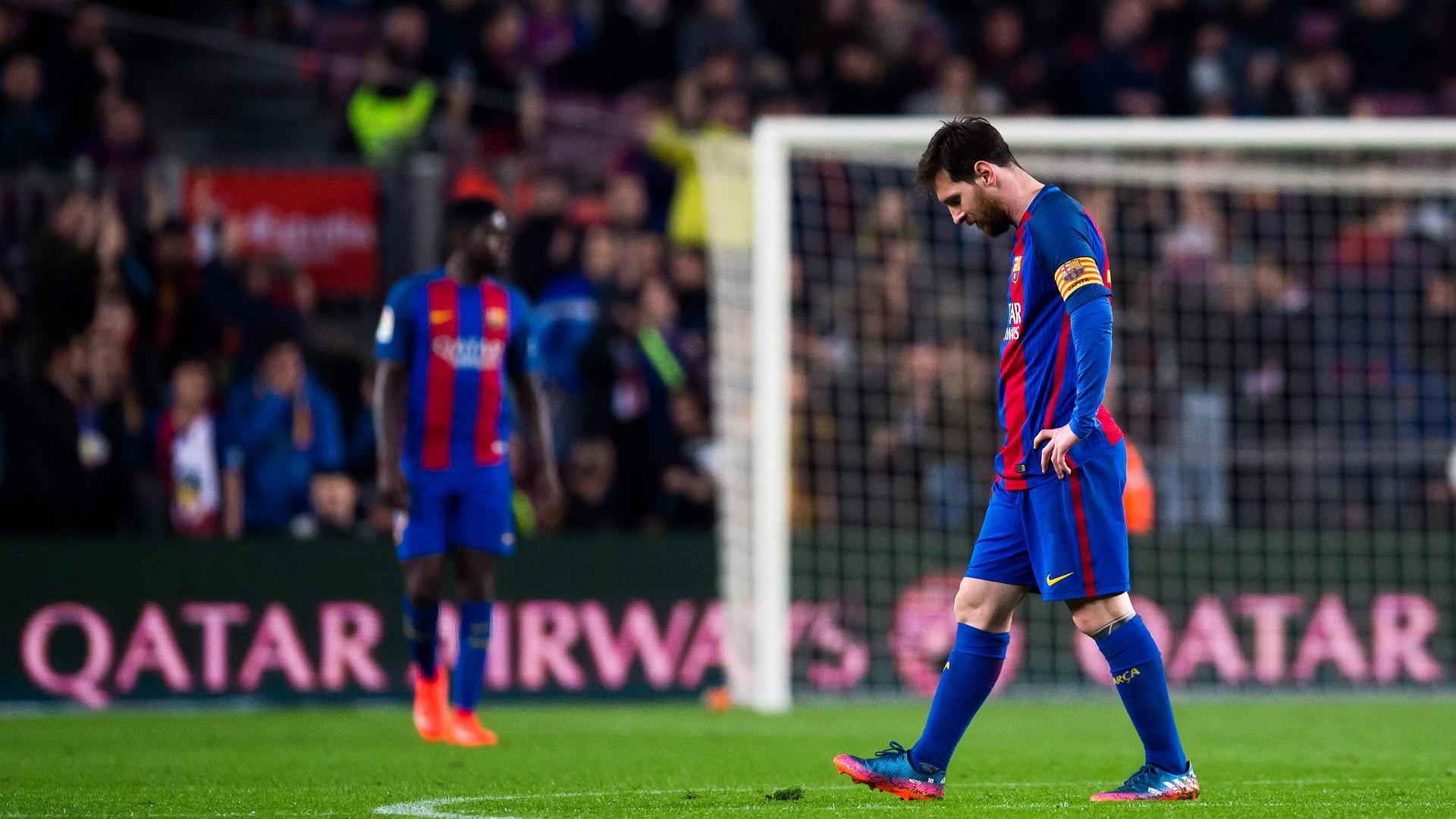 Nhớ Neymar, Messi chưa chịu gia hạn hợp đồng với Barca - Bóng Đá