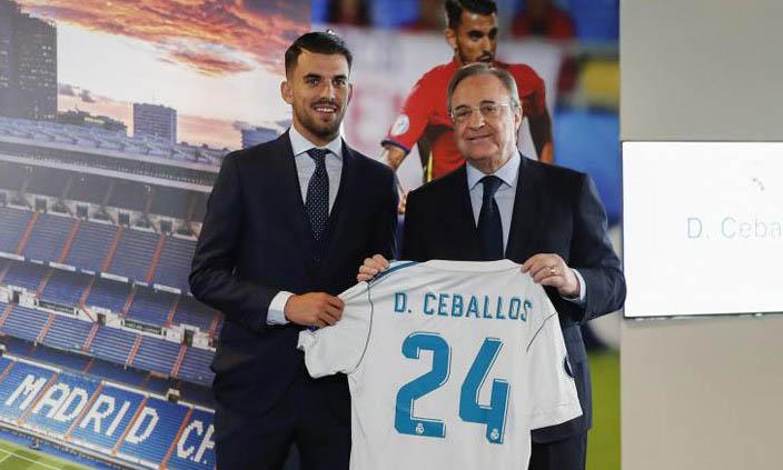 Tân binh Real chỉ muốn gia nhập Barca - Bóng Đá