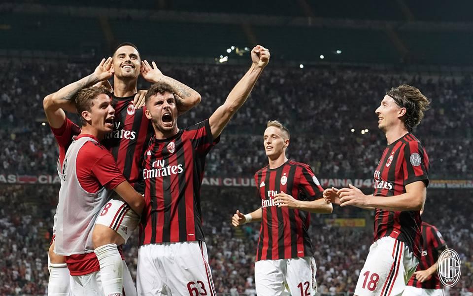 AC Milan trên con đường tìm lại ánh hào quang - Bóng Đá