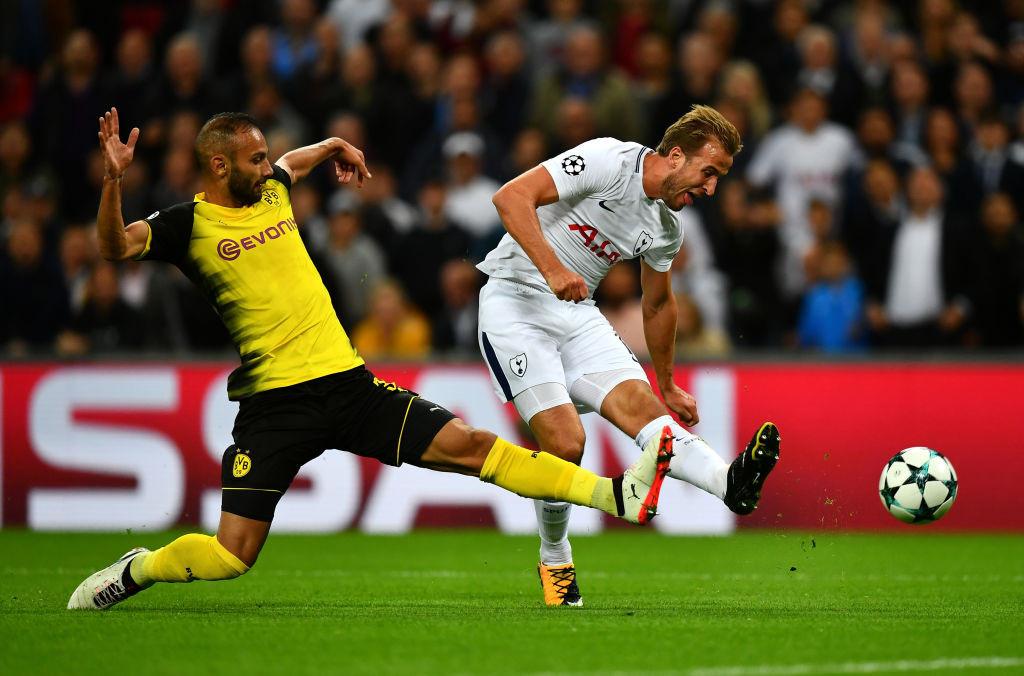 Phá lưới Dortmund, Harry Kane sánh ngang Rooney, vượt mặt Ronaldo - Bóng Đá
