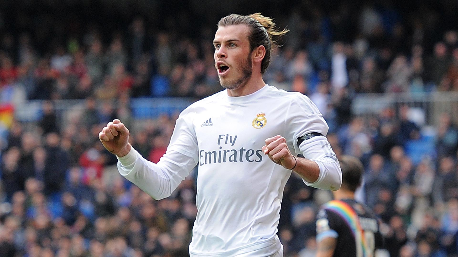 Sao Real hùa nhau bênh vực Gareth Bale