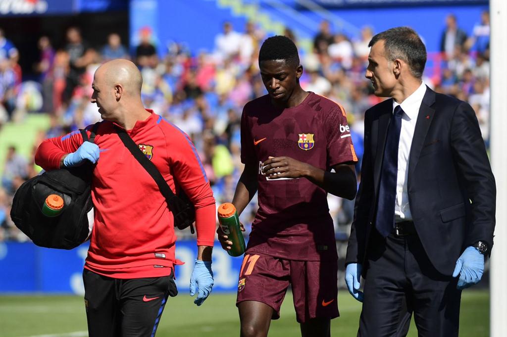 Dembele nghỉ dài hạn, Barca bất ngờ có