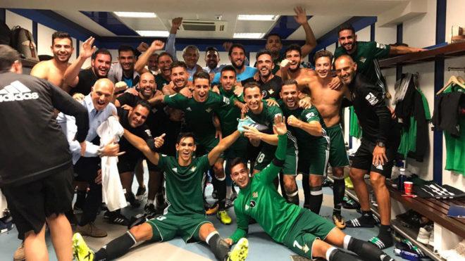 Thắng Real ngay tại Bernabeu, Betis ăn mừng như thể vô địch - Bóng Đá
