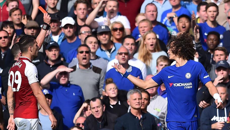 XÁC NHẬN: Conte lên tiếng về tình trạng chấn thương của David Luiz - Bóng Đá