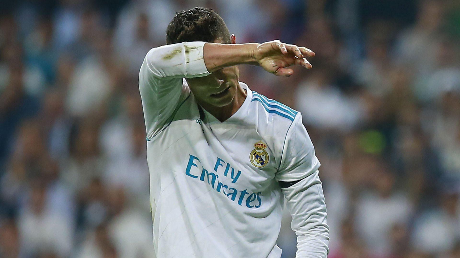 Ronaldo chuẩn bị xác lập kỷ lục buồn La Liga - Bóng Đá