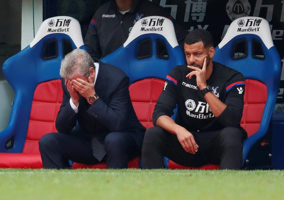 Crystal Palace khởi đầu tồi tệ nhất lịch sử giải vô địch nước Anh - Bóng Đá
