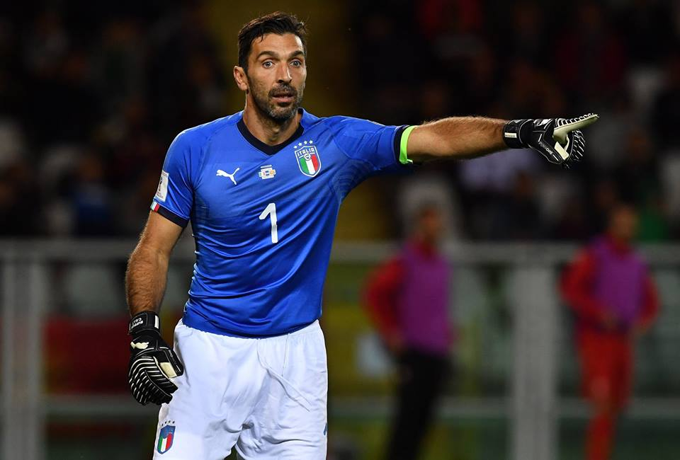 Bất lực trước nhược tiểu, Italia chỉ biết tự trách mình - Bóng Đá