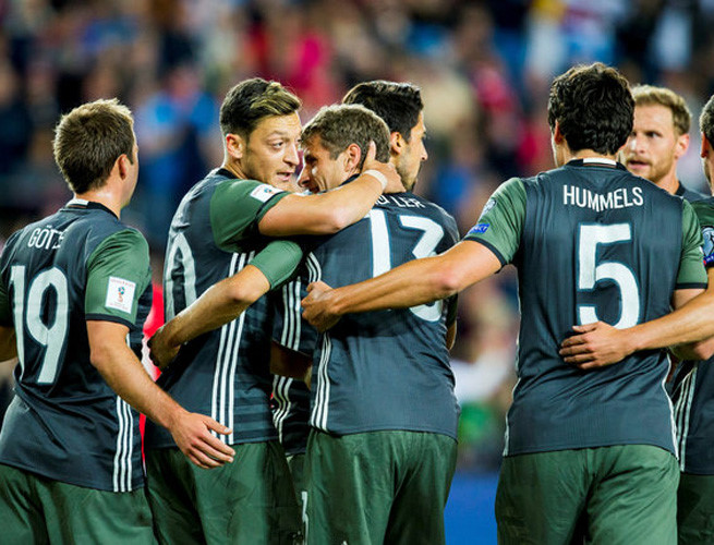 ĐKVĐ Đức đến với World Cup theo cách không thể ấn tượng hơn - Bóng Đá