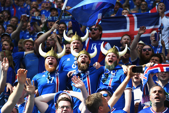 10 sự thật có thể bạn chưa biết về đội tuyển Iceland - Bóng Đá