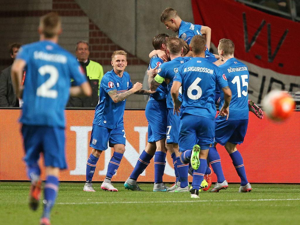 Đội hình tiêu biểu của Iceland: Họ là ai? - Bóng Đá