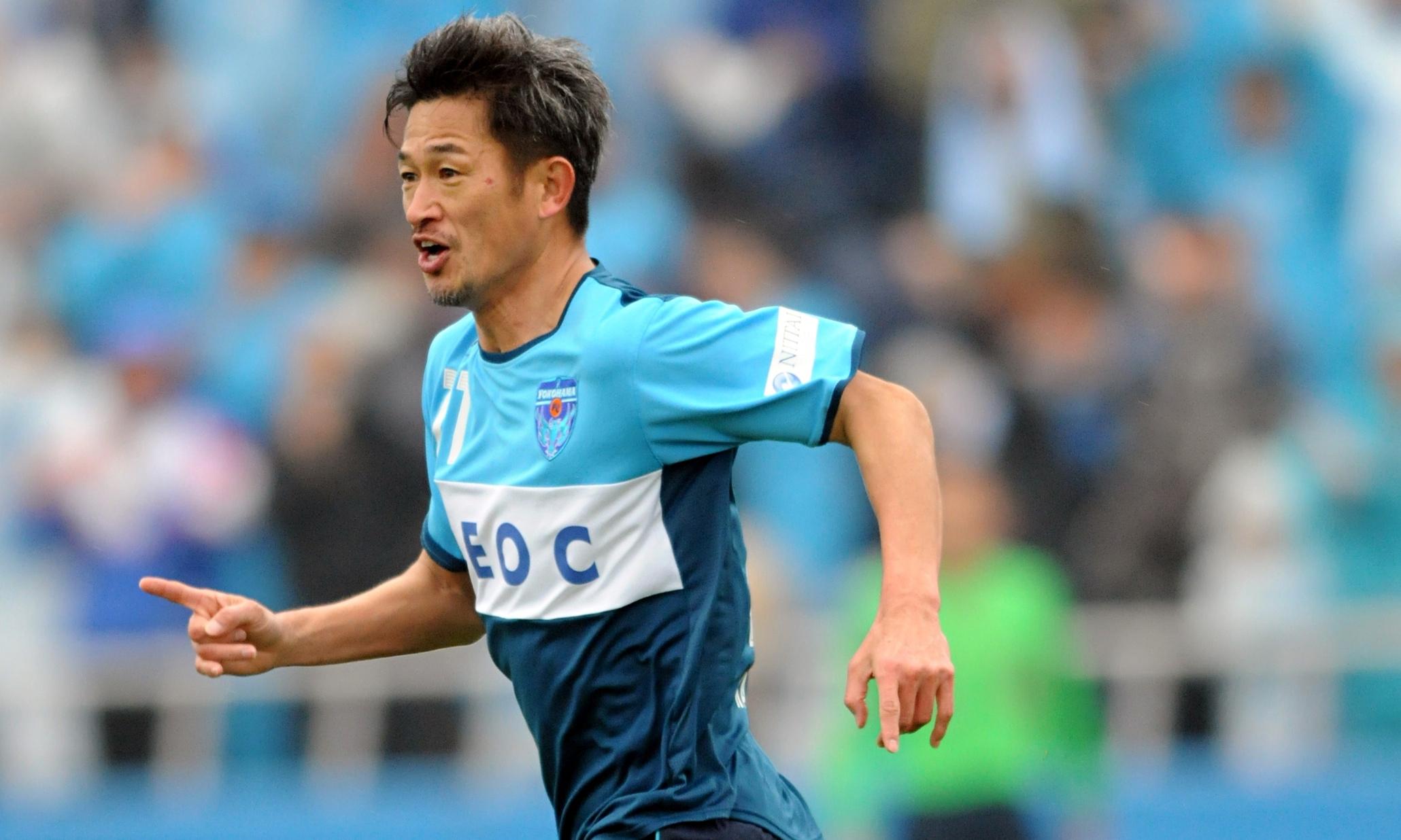 Huyền thoại bóng đá Nhật Bản chưa muốn giải nghệ ở tuổi 50 - Bóng Đá
