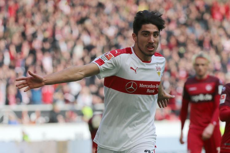 Arsenal sang Đức chiêu mộ sao trẻ Thổ Nhĩ Kỳ