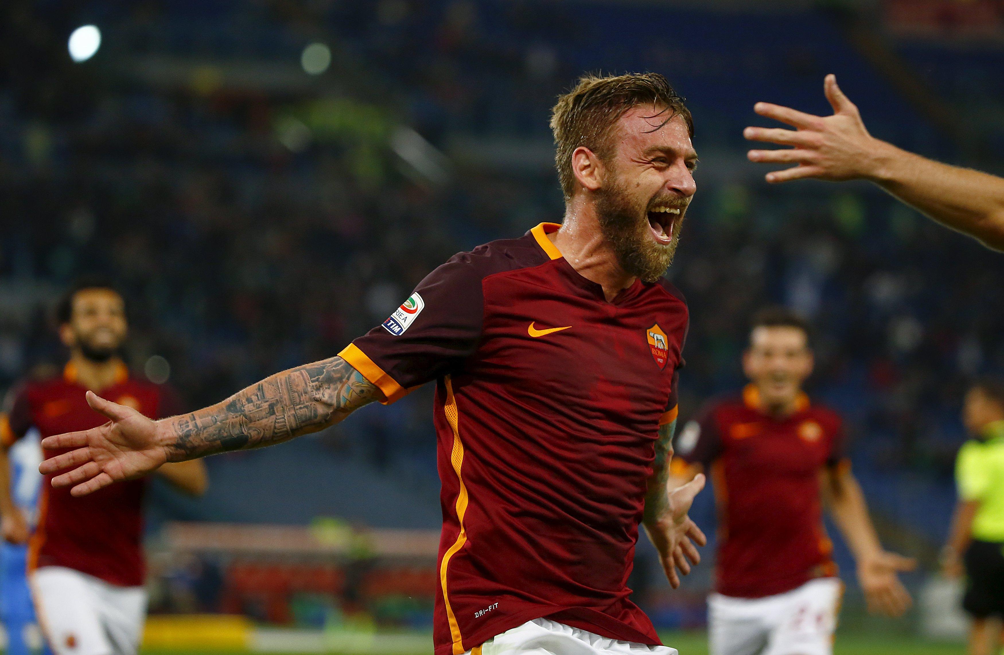 AS Roma đã khác gì khi không còn Totti ở Derby della Capitale? - Bóng Đá