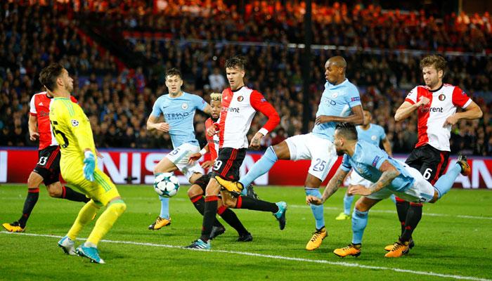 Man City Feyenoord - Bóng Đá