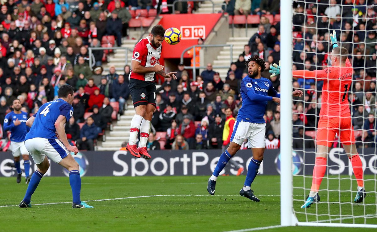 Southampton đại thắng 4 sao, siêu phẩm không cứu nổi Everton - Bóng Đá