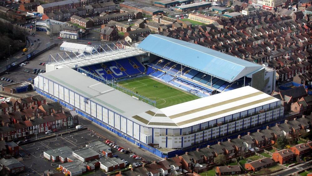 Everton lên kế hoạch xây