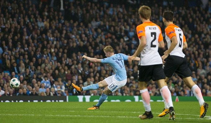 5 điểm nhấn Shakhtar 2-1 Man City: Thất bại không mang nhiều ý nghĩa - Bóng Đá