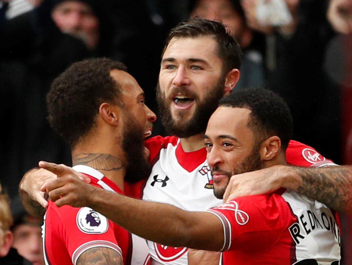 TRỰC TIẾP Southampton 1-0 Arsenal: Charlie Austin tung đòn phủ đầu - Bóng Đá