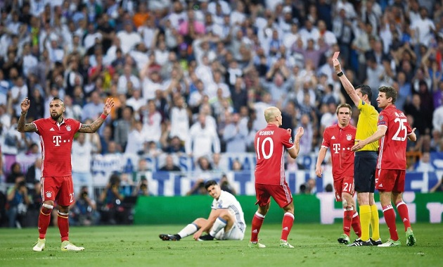 Ngôi sao của Bayern chấn thương, có thể lỡ trận gặp Real - Bóng Đá