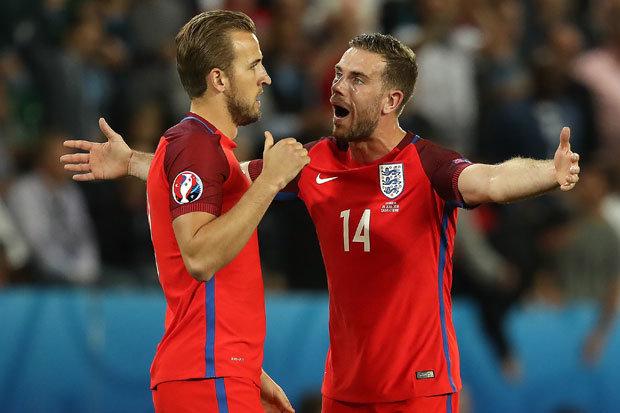 Băng đội trưởng đội tuyển Anh thuộc về ai ? - Bóng Đá