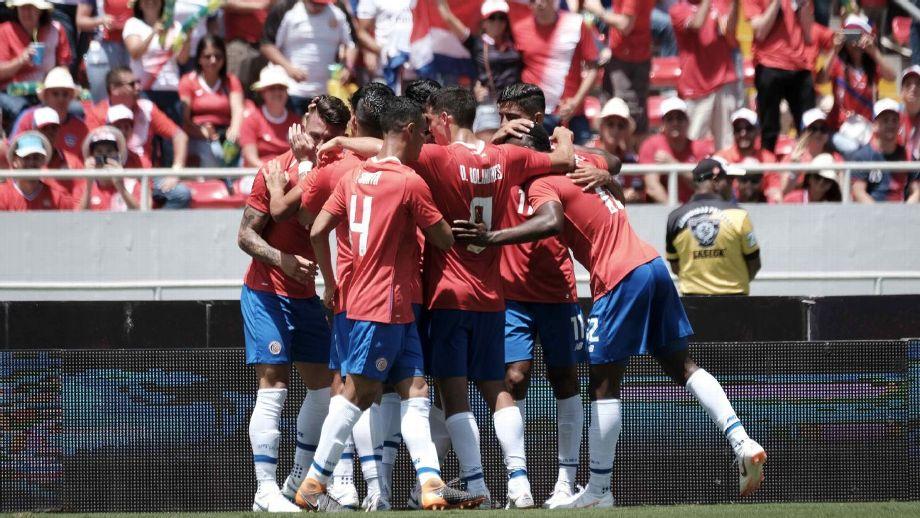 Giao hữu tiền World Cup 2018: Costa Rica 3-0 Bắc Ireland - Bóng Đá