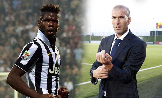 Paul Pogba còn giỏi hơn cả Zidane - Bóng Đá