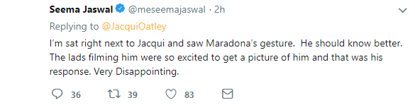 Maradona bị cáo buộc phân biệt chủng tộc - Bóng Đá