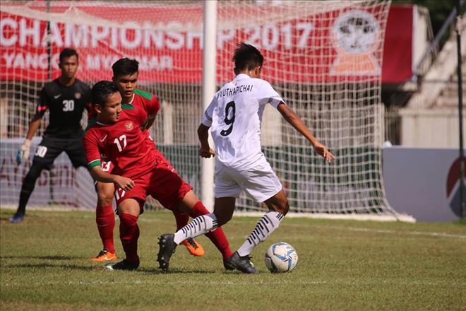 U18 Thái Lan đối mặt U18 Malaysia ở chung kết giải U18 ĐNÁ 2017 - Bóng Đá