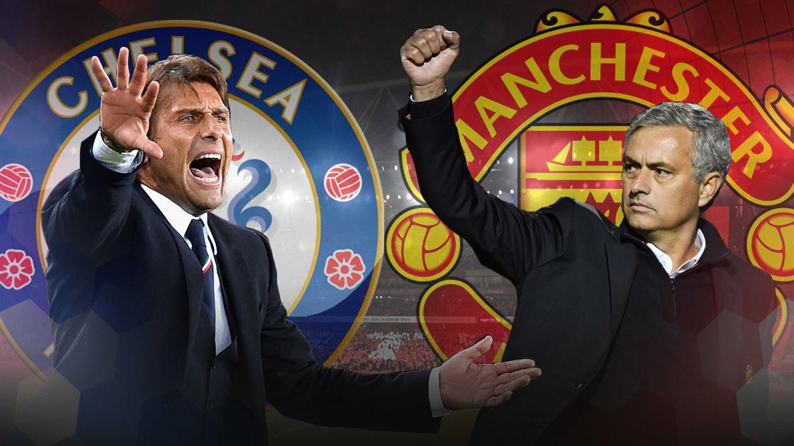 Chelsea đấu MU: Mourinho khiến Conte run rẩy - Bóng Đá