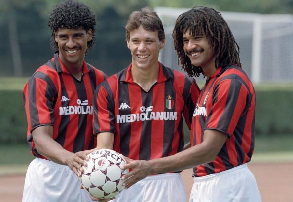 Viết cho AC Milan: Hãy nhớ Van Basten, Kaka từng hiện diện - Bóng Đá