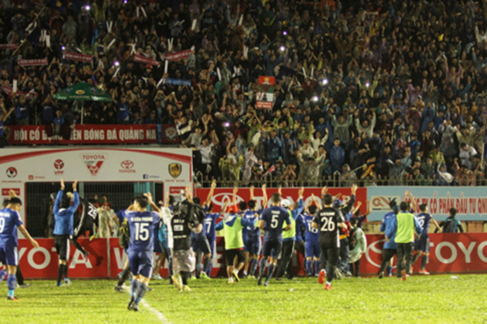 Điểm tin bóng đá Việt Nam sáng 27/11: Quảng Nam dư tiền đá cúp Châu lục - Bóng Đá