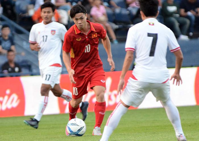 Quang Hải – Công Phượng: Vũ khí tối thượng của U23 Việt Nam - Bóng Đá