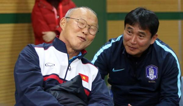 HLV U23 Hàn Quốc chỉ cách để U23 Việt Nam đánh bại U23 Syria - Bóng Đá
