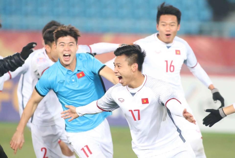 Công Phượng: Thầy Park quá đỉnh, U23 Việt Nam sẽ vô địch - Bóng Đá