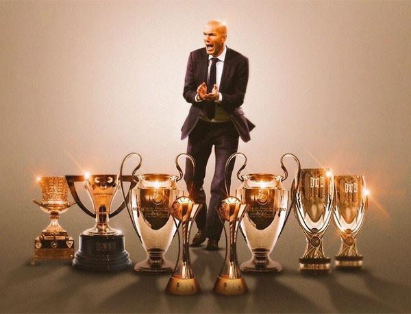 HLV Zidane chọn ứng viên tiềm năng dẫn dắt Real - Bóng Đá