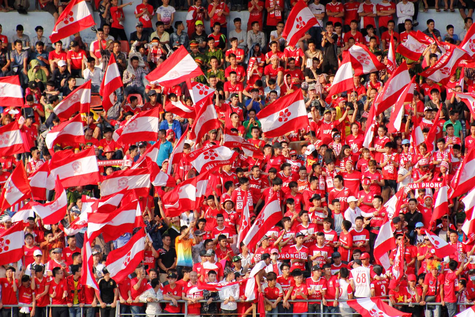 Điểm tin bóng đá Việt Nam sáng 02/03: CĐV Hải Phòng lên kế hoạch