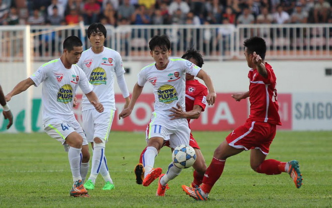 """Ông Hải """"lơ"""": HAGL muốn vô địch V-League 2018 ư, khó đấy! - Bóng Đá"""