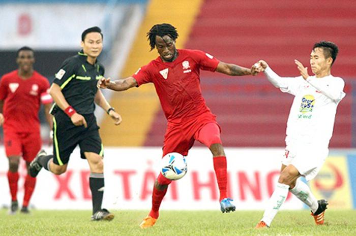 Điểm tin bóng đá Việt Nam sáng 16/03: HAGL và Hải Phòng thách thức nhau trên mặt báo - Bóng Đá