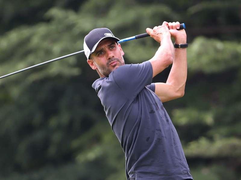 Guardiola: Đi chơi Golf và ngó lơ MU - Bóng Đá