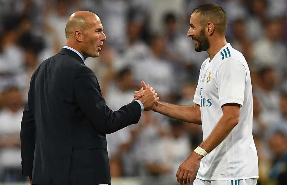 HLV Zidane: