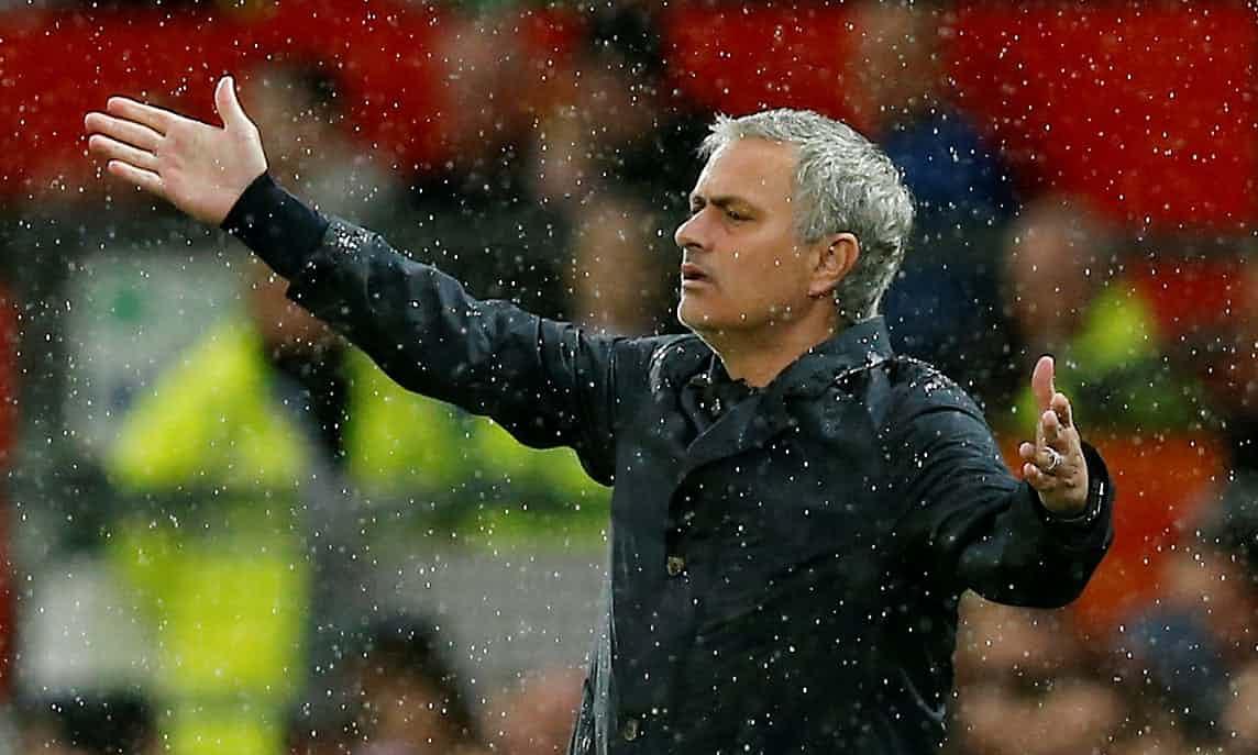 MU tự thua: Mourinho mua vui cho Pep và Man City - Bóng Đá