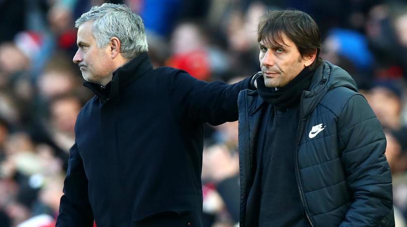 Đụng độ Mourinho ở chung kết, Conte nói gì? - Bóng Đá